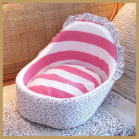 Pure and fresh rural style pet dog bed hondenmand dogs hause can unpick and wash cat mat