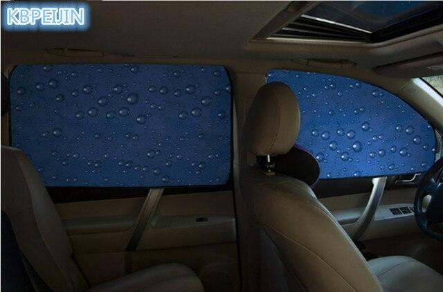 Pcs Car Side Window Sunshade Magnetic Curtain Sticker For ACURA Mdx - Acura tl sunshade