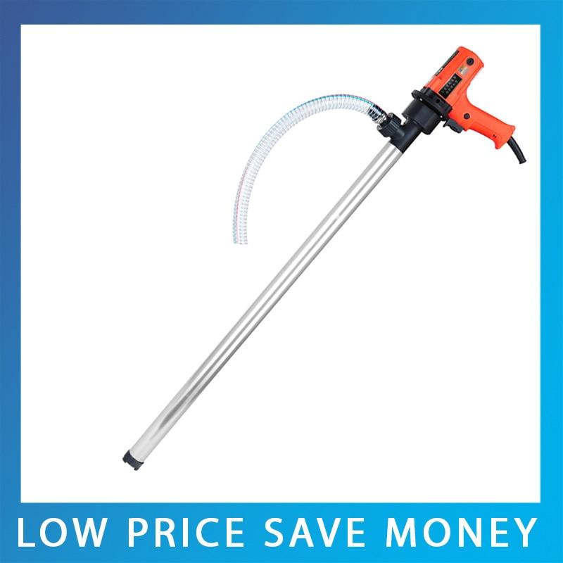 Cheap Low Viscosity Industry Oil Pumping Pump 30 100L min 220V Fuel Oil Transfer Pump For