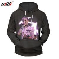 New Hoodie Sweatshirt Pullover Plus Size Oversized O Neck Hooded Lil Peep 3d Printed Hoodies Men Clothes Hip Hop Wholesale