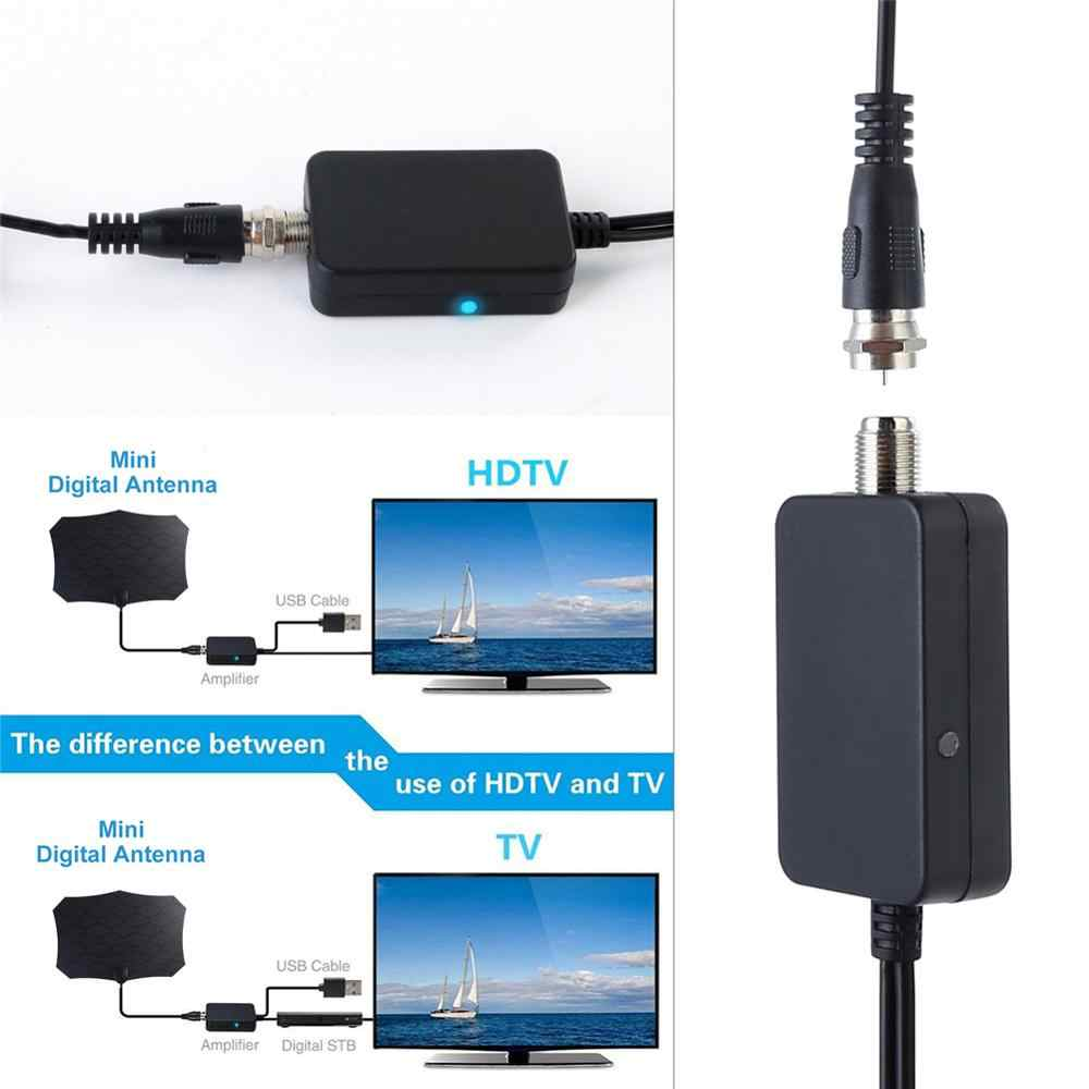 120 Miles Antenna For Digital TV 25DB HDTV Antenna With
