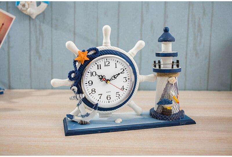 table clock desk clock flip clock nixie clock clock digital vintage clock retro clock table watch clock table electronic desk clock azan clock vintage home home clock (10)