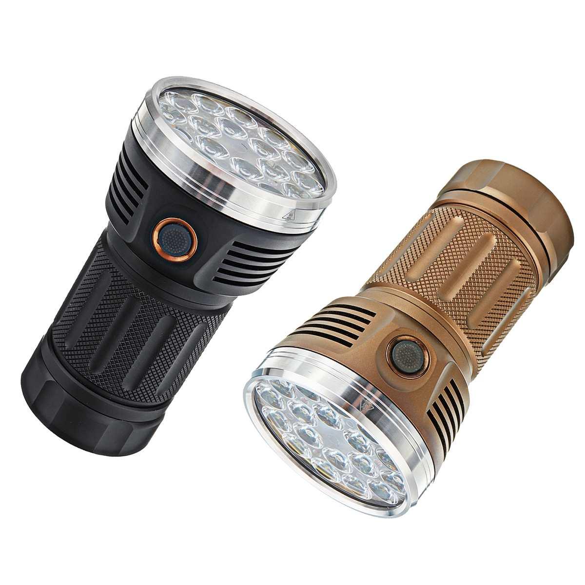 Astrolux MF01S 18x SST20 15000LM 616M Anduril UI 18650 Flashlight High CRI Bright Searching Flashlight Hunting Torch Detector