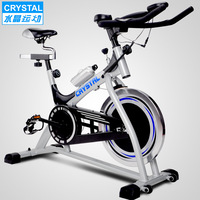 Spinning ultra quiet household indoor fitness equipment fitness bicycle pedal exercise body building vehicle