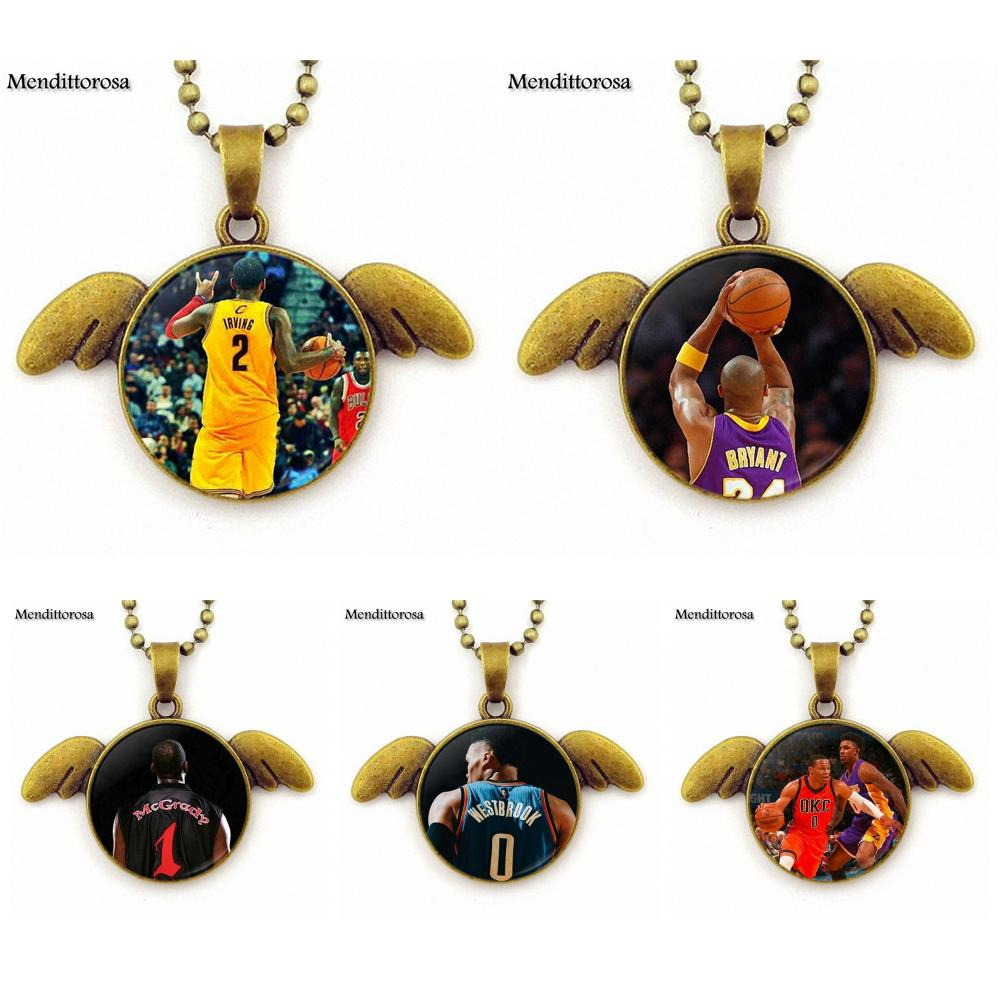 Russell Westbrook Vince Carter Kerry For Men Women Party Gift Fashion Jewelry Cabochon G ...