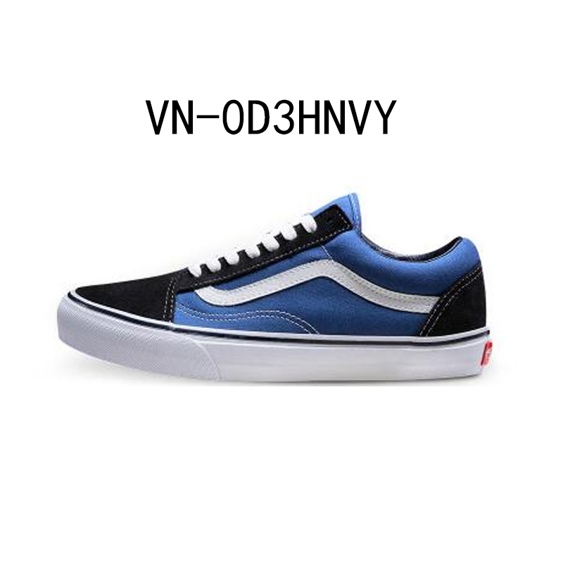 Original-Vans-Old-Skool-low-top-CLASSICS-Unisex-MEN-S-WOWEN-S-Skateboarding-Shoes-Sports-canvas