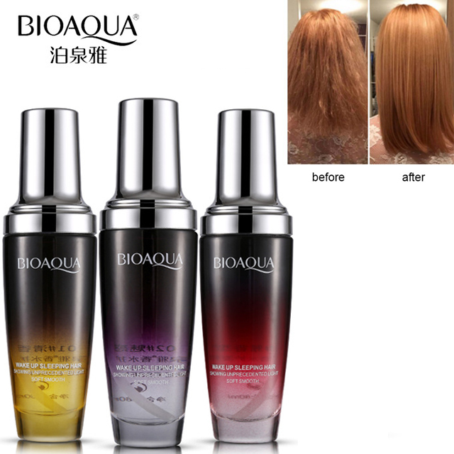 BIOAQUA Brand Norishing Hair Care Oil Hair & Scalp Treatment for Dry Damaged Hair Repair Perfume Moisturizer Pure Essential Oil image