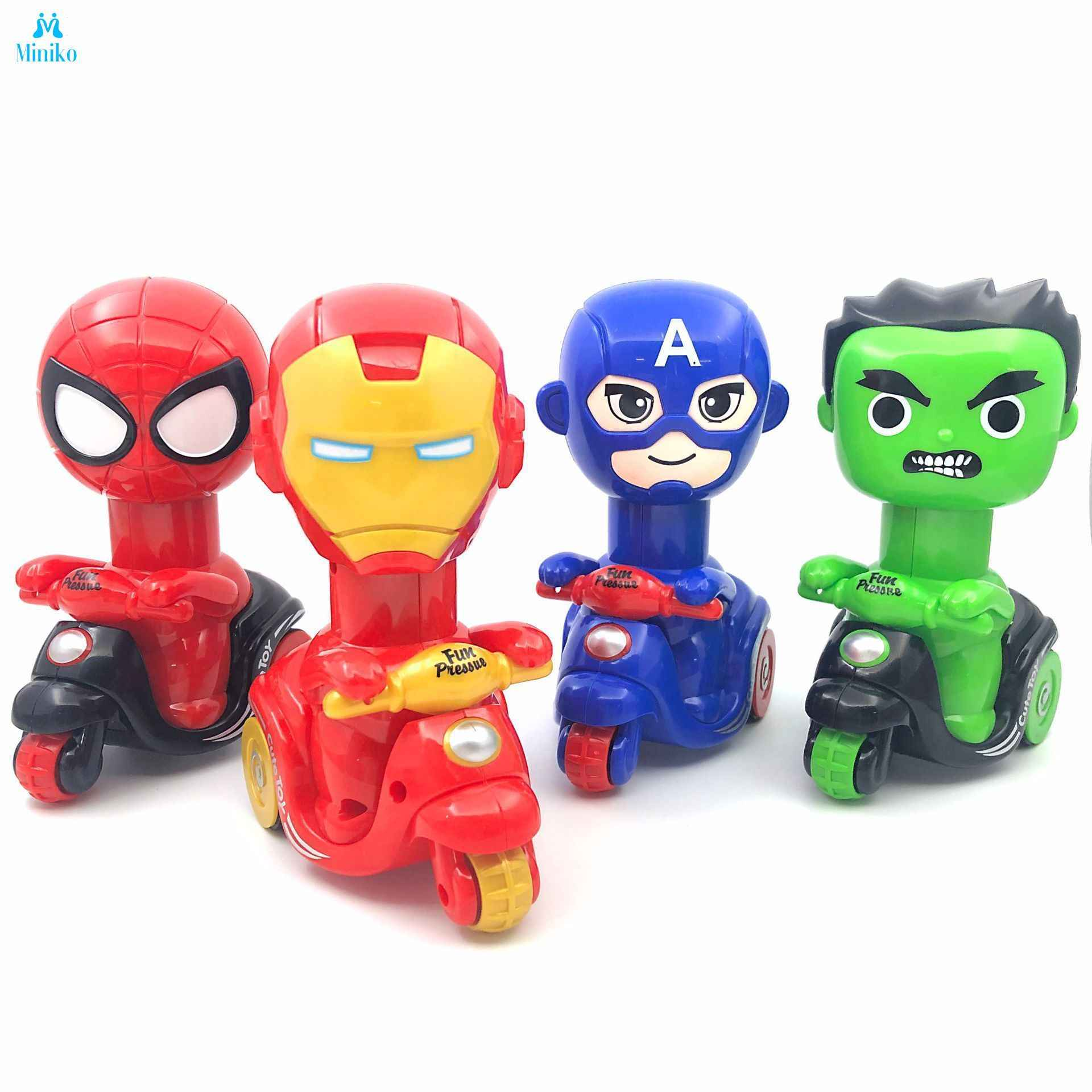 4PCS Marvel Avengers End