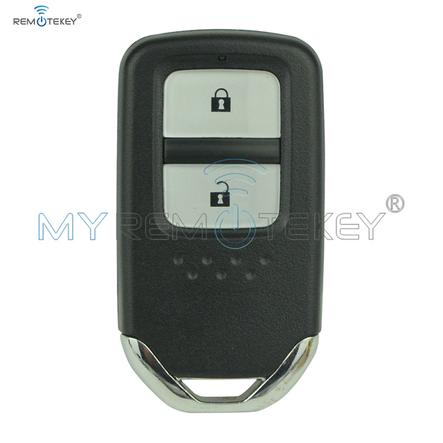 Car Keys Smart Key 434mhz 2 Button For Honda Fit Vezel Xr V Xrv