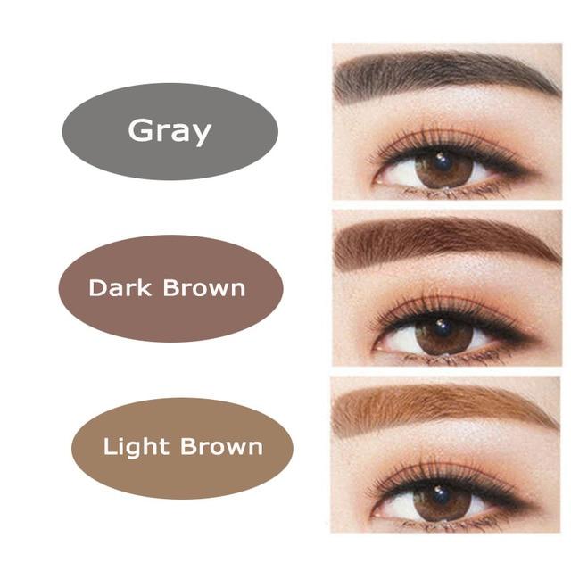 Eyebrow Shadow Set Fashion Eyebrow Powder Seal Waterproof Eyebrow