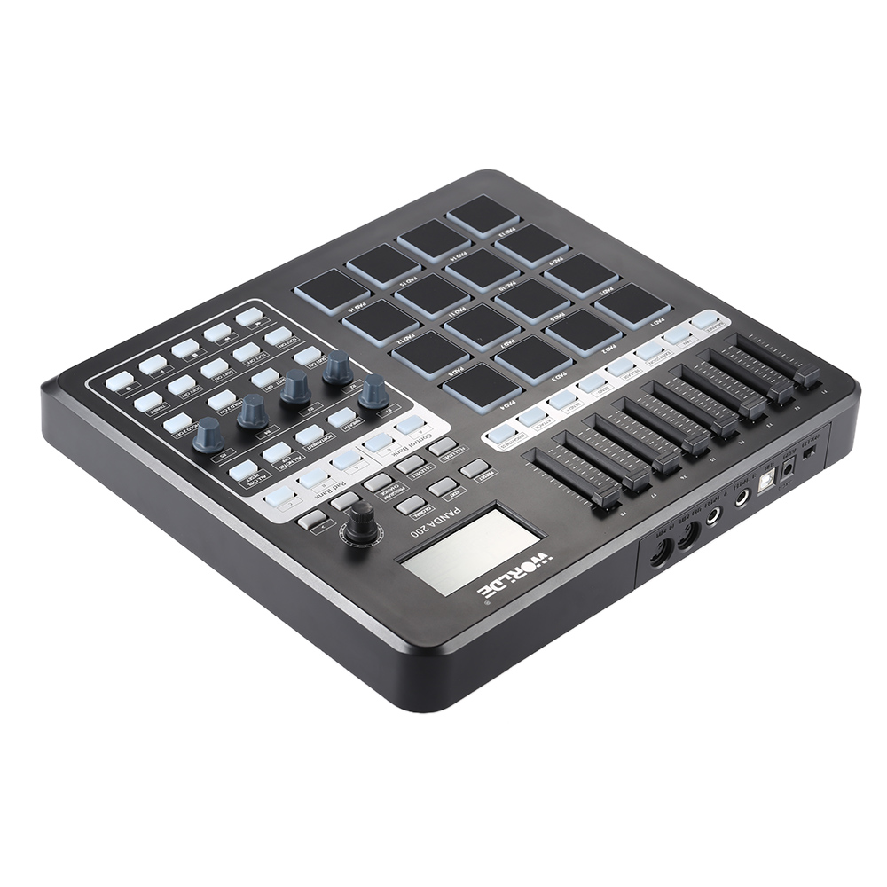 popular midi drum pads buy cheap midi drum pads lots from china midi drum pads suppliers on. Black Bedroom Furniture Sets. Home Design Ideas