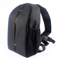 HOT NEW Waterproof DSLR Digital Camera Backpack Case Sling Shoulder Carry Bag For Nikon Canon Sony