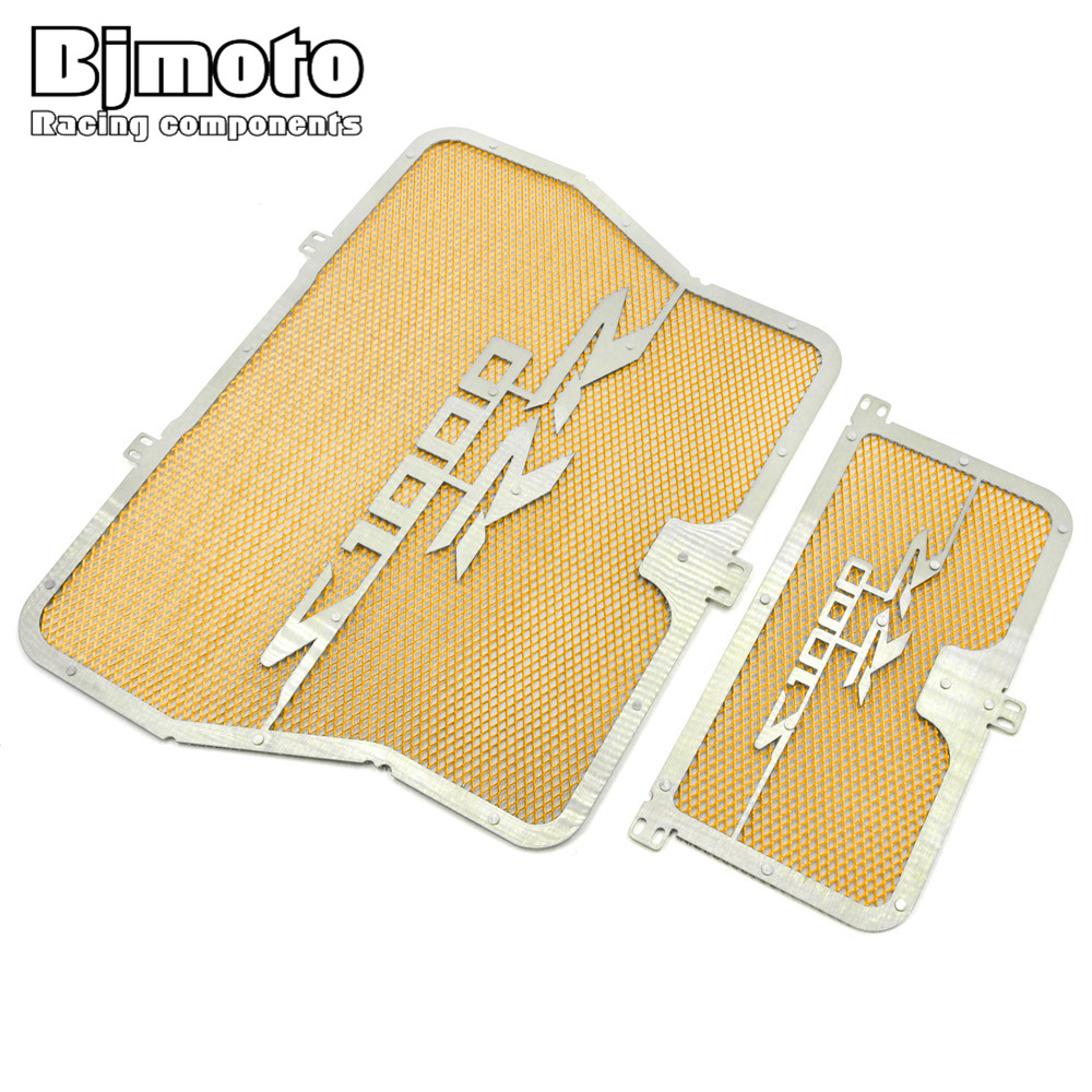 BJMOTO Stainless Steel Motorcycle Radiator Guard For BMW S1000R 2014-2015,S1000RR 2010-2016,HP4 2012-2014,S1000XR 2015-2016BJMOTO Stainless Steel Motorcycle Radiator Guard For BMW S1000R 2014-2015,S1000RR 2010-2016,HP4 2012-2014,S1000XR 2015-2016