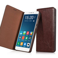 High Quality Genuine Leather Flip Case For Xiaomi Mi MAX 2 6 44 Phone Cover For
