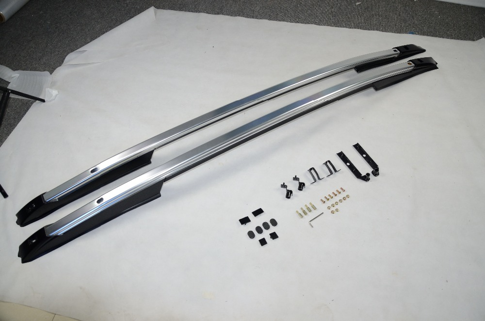 Aluminium Roof Rack For HONDA CRV CR V 2012 2015 2016 Roof Baggage Luggage  Rack Bar Rail
