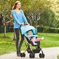 Multi-cor da moda bebê carrinho de criança carrinho de bebê super leve e portátil pode levar no avião carrinho para abaixo de 3 anos de idade bebê