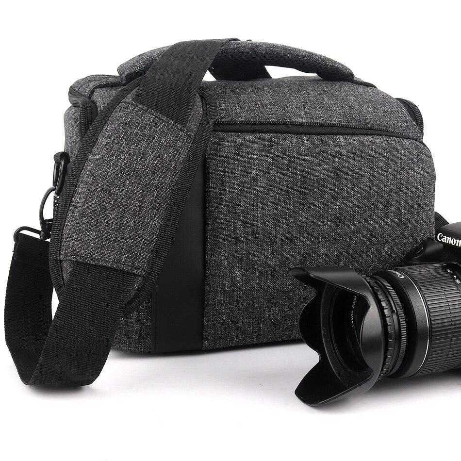 Водонепроницаемый Камера сумка для Canon EOS 800D 80D 200D 1300D 1200D 77D  760D 750D 700D 600D 650D
