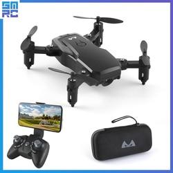Una retorno clave de alta Hold modo sin cabeza Selfie profesional helicóptero larga vida de batería plegable FPV wifi drone con cámara HD