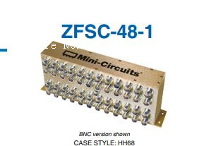 [BELLA] Mini-Circuits ZFSC-48-1+ 10-300MHz Forty-eight BNC Power Divider