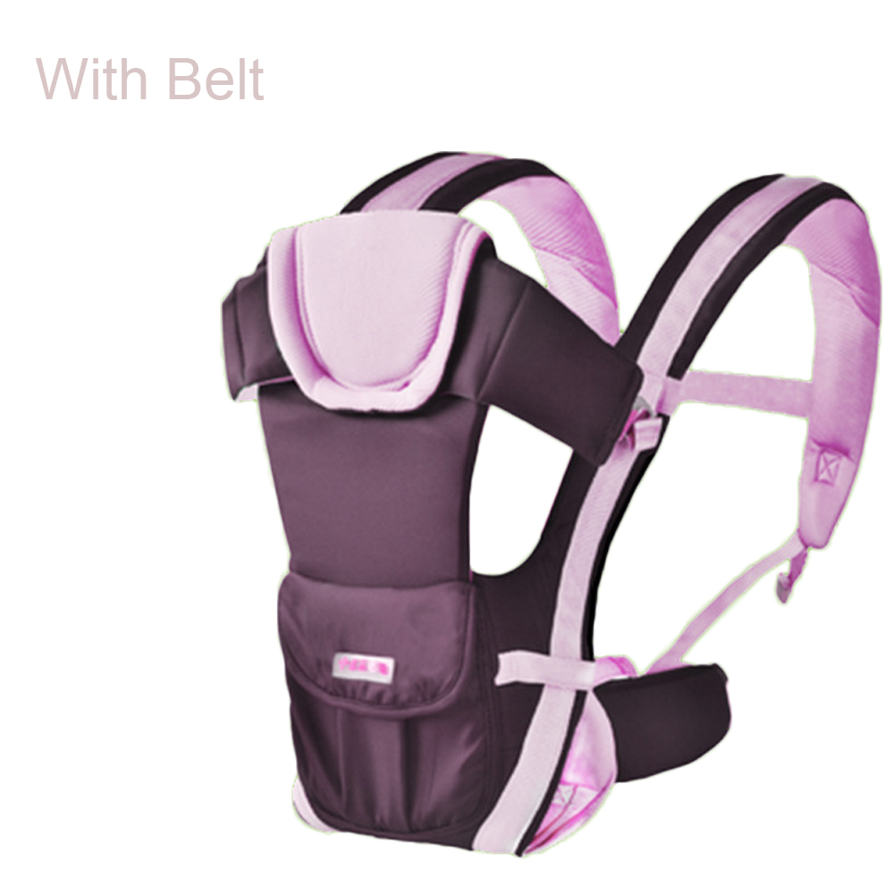 Mother & Kids ... Activity & Gear ... 32784569923 ... 5 ... 2-30 Months Baby Carrier Multifunctional Front Facing Baby Carrier Infant Bebe High Quality Sling Backpack Pouch Wrap Kangaroo ...