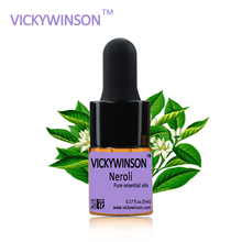 Neroli essential oil 5ml Aging Anti Wrinkle Whitening Moisturize oils for aromatherapy diffusers