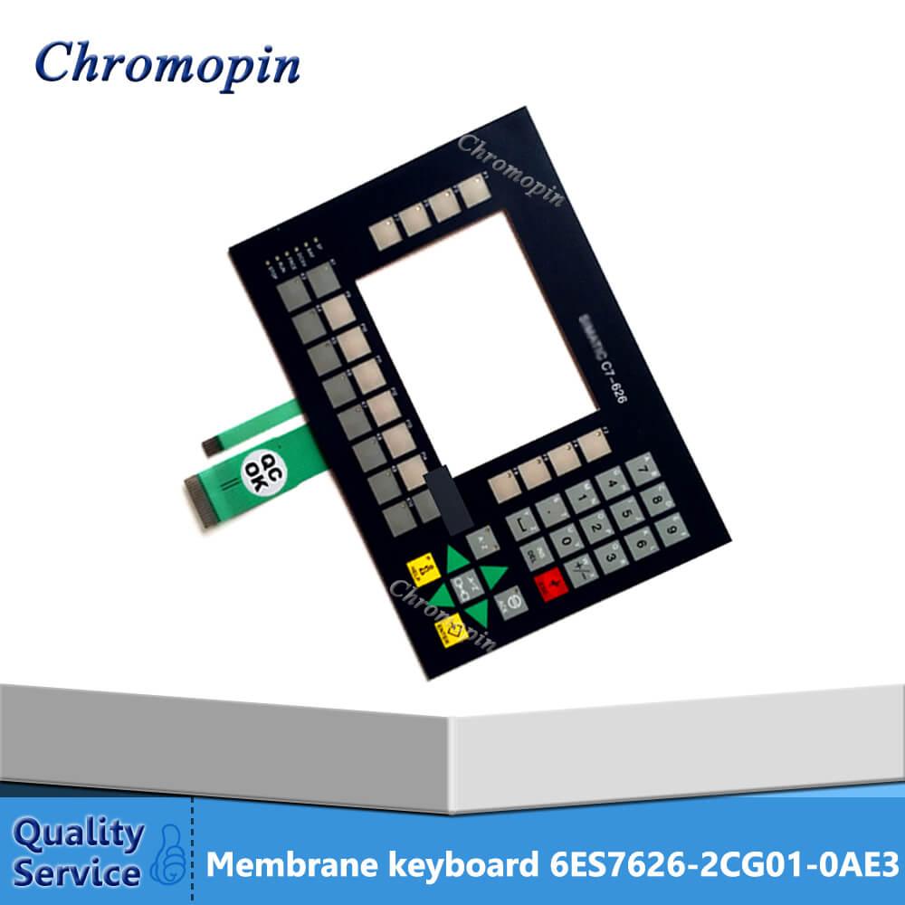 Membrane keyboard for 6ES7626-2CG01-0AE3 6ES7 626-2CG01-0AE3 6ES7626-2DG03-0AE3 6ES7 626-2DG03-0AE3 C7-626 membrane keyboard for 6es7633 2se00 0ae3 6es7 633 2se00 0ae3 6es7633 2df00 0ae3 6es7 633 2df00 0ae3 c7 633