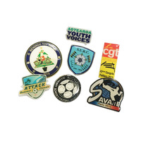 Customized Pins and Badges with Your Own Design Personalized Pins and Badges