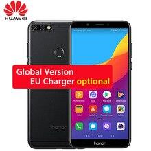 D'origine Huawei Honor 7C 3 gb 32 gb visage ID 5.99 pouce 1440x720 Octa Core Double Arrière 13.0MP + 2.0MP Caméra GPS wifi(China)