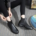 2016 Latest Fashion Korean Version Waterproof Joker Wellies Casual Booties Boots Funky Classic British Style Wading Retro