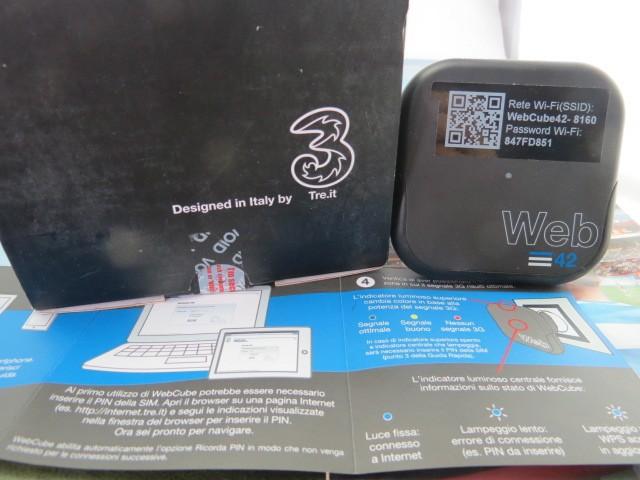 Desbloquear Huawei E8258 (E8258Ws-2) Itália A H3G router Wi-fi