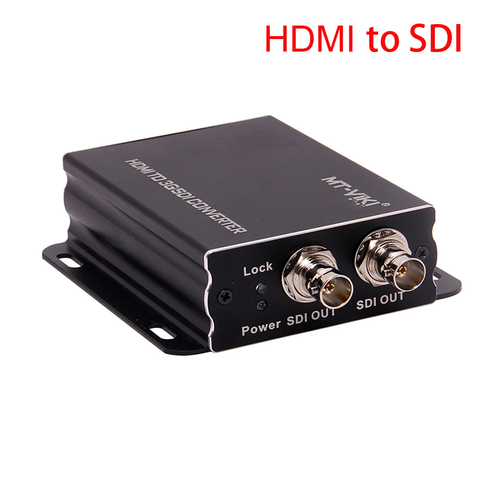 High Quality HDMI to SDI Converters, Support 1920x1080P HD, Compatible for 3G-SDI and HD-SDI,SD-SDI 1PCSHigh Quality HDMI to SDI Converters, Support 1920x1080P HD, Compatible for 3G-SDI and HD-SDI,SD-SDI 1PCS
