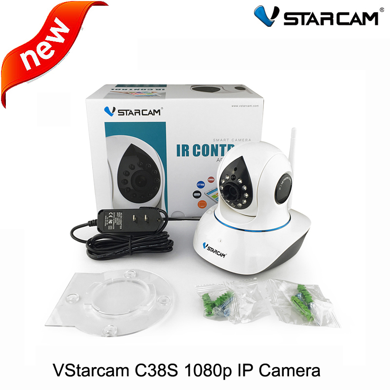 VStarcam full HD 1080P 2 0MP C38S Wifi IP font b Camera b font P2P ONVIF