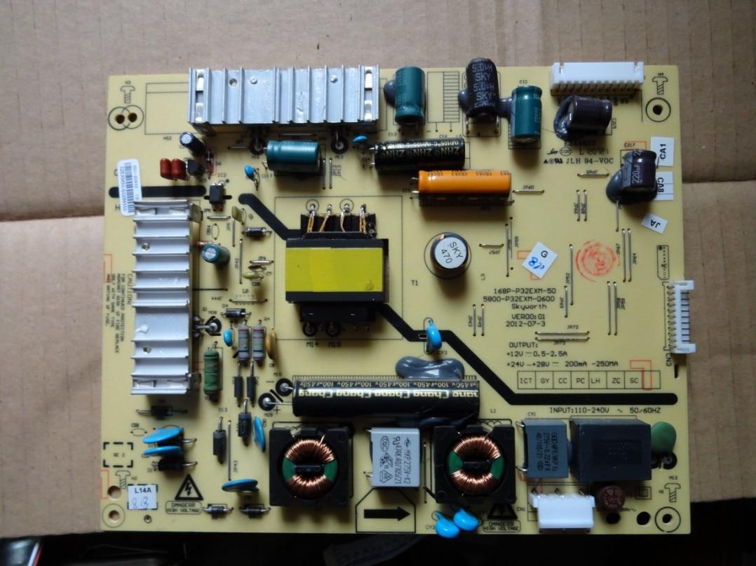 ФОТО Free Shipping>Original 100% Tested Working New  32E350E power supply board 168P-P32EXM-50 5800-P32EXM-0600