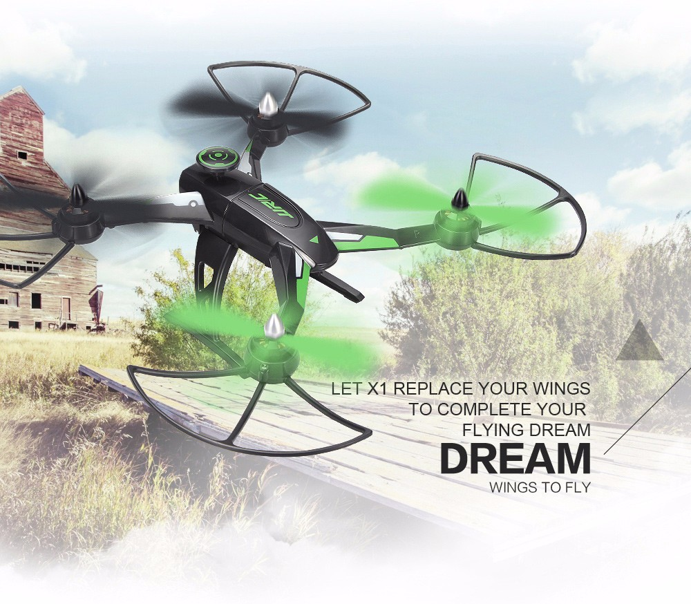 Newest JJRC X1 RACING Drone with Large 13000 mAh battery CF Mode 3D Flip Remote control Helicopters Quadcopter H31 H20H H20