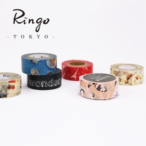 Japan Imports MARKS Japanese Paper Tape maste Overseas Limited Panda MT Tape 5PCS