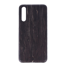 ФОТО showkoo for huawei p20/p20 pro phone case original wooden cover with kevlar fiber for huawei p20/p20 pro wooden back cover shell