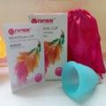 Medical Grade Silicone Menstrual Cup FDA Soft Diva Cup Coppetta Mestruale Coupe Menstruelle Feminine Hygiene Product