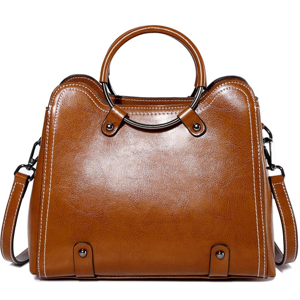Jooz New Luxury Handbag Women Genuine Leather Handbags Alligator Shoulder Bags High Quality Hand Bags Bolsas Feminina Womens Bag