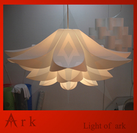 New Modern Normann 650mm Norm 06 Lamp Artichoke Small White PP Pendant Lamp Lighting Fixture