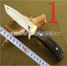 Outdoor Tool Camping  Knife Save Survival Knife  Field Portable Tool Multi-function Hunting Straight Knives