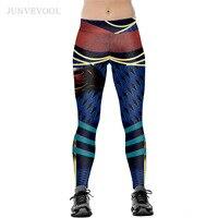 CosPlay Women Leggings ROBOT Comic Fitness Cartoon 3D Printed Leggins Woman Legging Womens Gothic Punk Pant