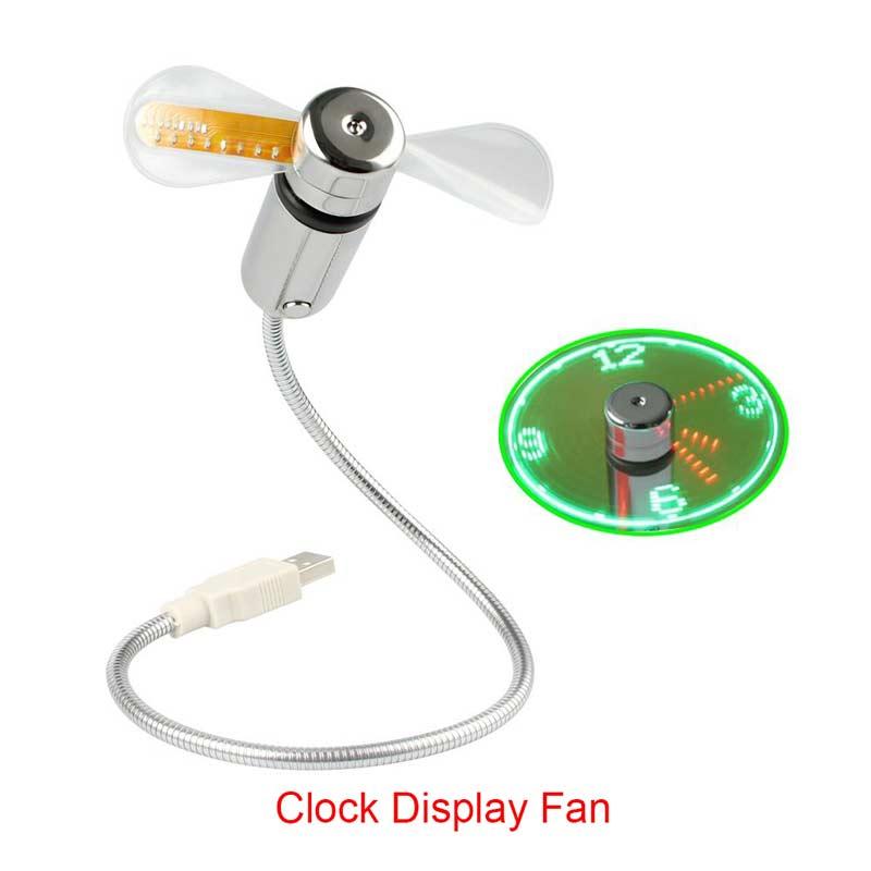 Clock-display-Fan