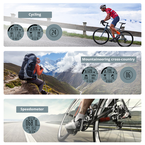 Image 4 - Makibes BR2 GPS Compass Speedometer Sport Watch Bluetooth HIKING Multi sport  fitness tracker Smart Watch Wearable Devices