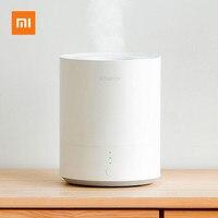 2.25L capacidad Xiaomi SmartMi humidificador ultrasónico de aire de escritorio 220V difusor de niebla de agua
