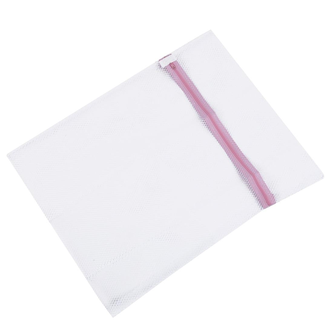 HOT GCZW-New Convenient Practical Bra Clothes Wash Laundry Lingerie Mesh Net Wash Bag 50X40CM