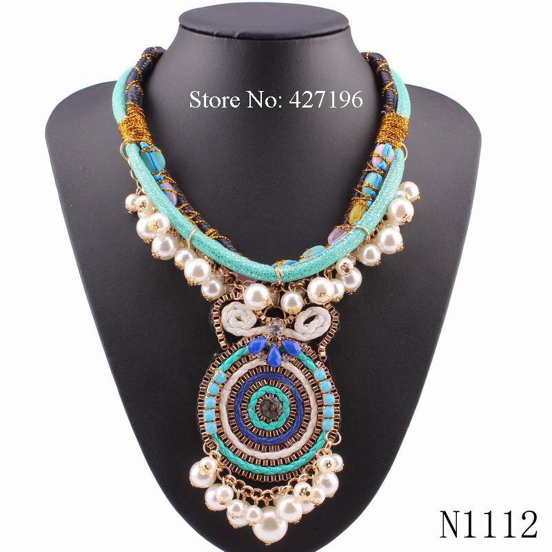 2017 High Quality Fashionable Winter New Round Pearl Necklace ...