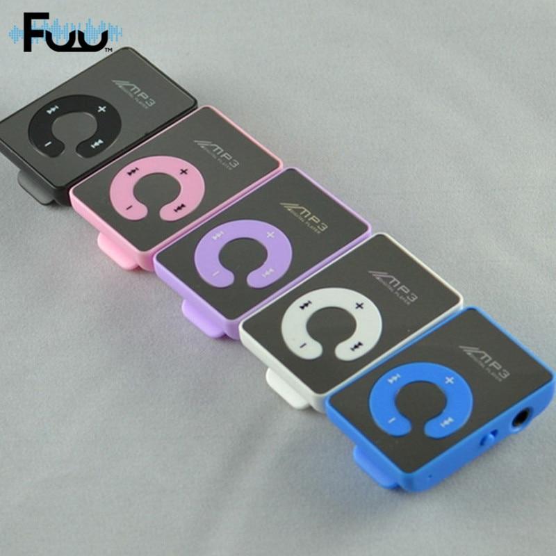 Sport MP3 Player Mini Clip USB Digital MP3 Music Player With Micro SD TF Card Walkman