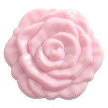 10 ШТ. Новый 1 шт. Розовый Красивые 3D Stereo Двусторонняя Милый Ретро Розы Форму Зеркала