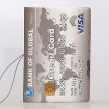 OKOKC 3D Simple Passport okładka PVC skórzane karty kredytowej paszport posiadacz Travel Ticket etui pakiety Travel akcesoria tanie tanio Akcesoria podróżne Pokrowce na paszport 3 cm Literę Q0075 14cm W OKOKC 10 cm Kreskówki