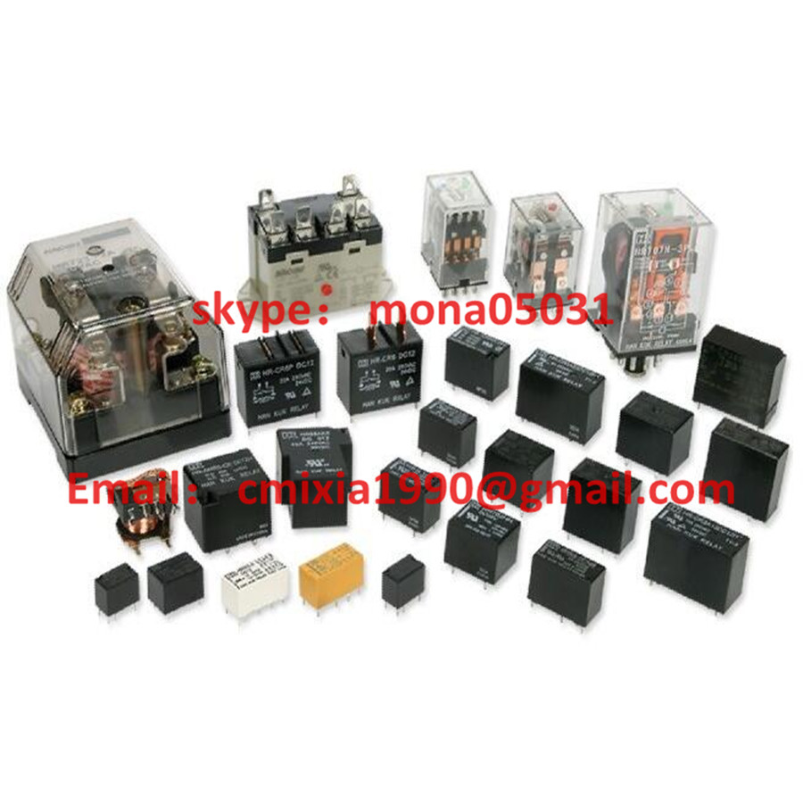 Omron Electronic Components G5Le-1A4 Dc12 Power Relay pack Of 4